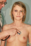 Slim Teen Ckate Pussy Speculum Gyno Examination - Picture 3