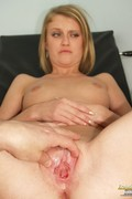Slim Teen Ckate Pussy Speculum Gyno Examination - Picture 14