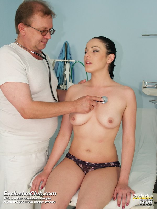 Shandi getting her pussy gyno speculum examined 6
