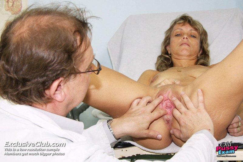 фото зрелых женщин на приеме у гинеколога